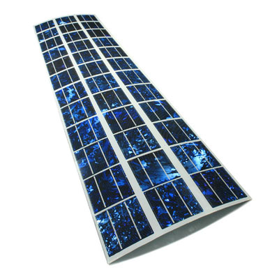 Solar electric panel kits house